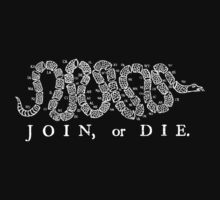 Join or Die Modern by LibertyManiacs