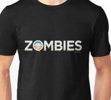 Obama Zombies Unisex T-Shirt