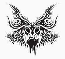 Crowned Owl by iEmc