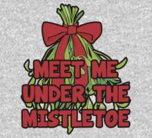Meet Me Under The Mistletoe by CreativoDesign