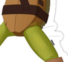 Donatello - Grasp My Staff Sticker
