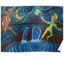 A Neverland Night Poster