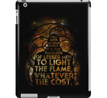 Great Men Are Forged In Fire iPad Case/Skin