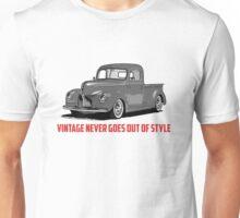 Vintage Style Unisex T-Shirt