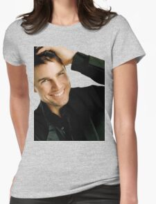 Tom Cruise Womens Fitted T-Shirt