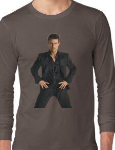 Tom Cruise Long Sleeve T-Shirt