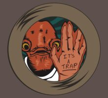 It's a trap / Admiral Ackbar LOST mashup Not Penny's Boat by xnmex