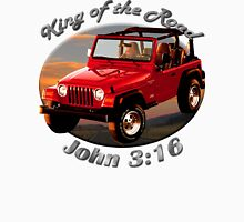 Jeep Wrangler King Of The Road Unisex T-Shirt