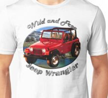 Jeep Wrangler Wild and Free Unisex T-Shirt