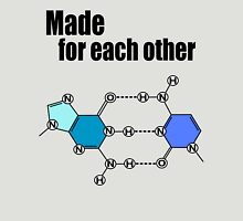 Made for each other Unisex T-Shirt