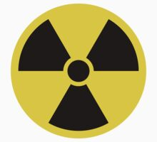 Nuclear radiation symbol by Mhea