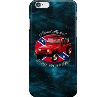 Jeep Wrangler Road Rebel iPhone Case/Skin