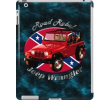 Jeep Wrangler Road Rebel iPad Case/Skin