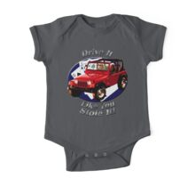 Jeep Wrangler Drive It Like You Stole It One Piece - Short Sleeve