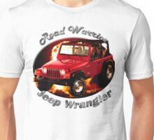 Jeep Wrangler Road Warrior Unisex T-Shirt