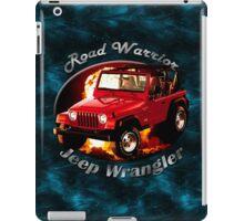 Jeep Wrangler Road Warrior iPad Case/Skin