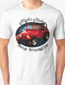Jeep Wrangler Night Rider T-Shirt