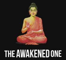 Buddha The Awakened One (White) by KidDex