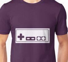Nintendo NES White Unisex T-Shirt