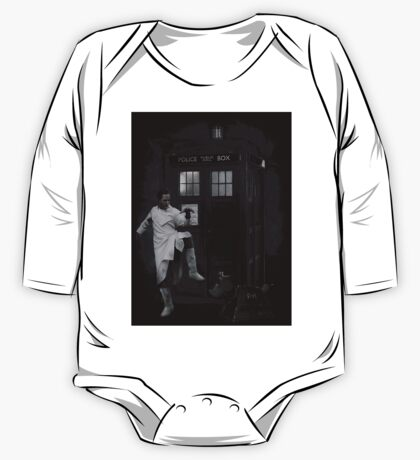 Dr Whoibble One Piece - Long Sleeve