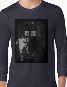 Dr Whoibble Long Sleeve T-Shirt