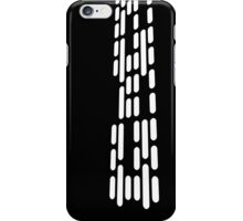 Deathstar Lights iPhone Case/Skin
