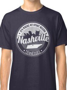 NASHVILLE Classic T-Shirt