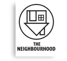 The Neighbourhood Canvas Print