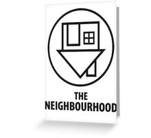 The Neighbourhood Greeting Card