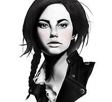Leather Jacket by BeckiBoos