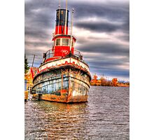 Thunder Bay Harbor Photographic Print
