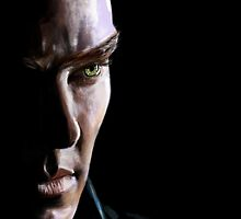 Benedict Cumberbatch by WillTPJ