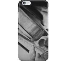 Playing Violin iPhone Case/Skin