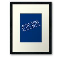 Ctrl Alt DELETE! Framed Print