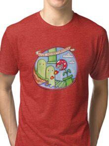 Live Adventurously Tri-blend T-Shirt