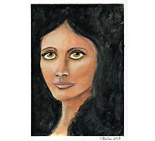 woman {acrylic} Photographic Print