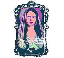 Lana Del Rey - Body Electric Tropico Photographic Print