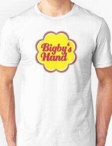 Bigby's Hand (Chupa Chups Logo) - Critical Role Quotes Unisex T-Shirt