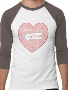 You Can-esten Do It! Men's Baseball ¾ T-Shirt