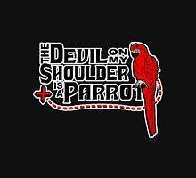 Shoulder Devil Parrot Unisex T-Shirt