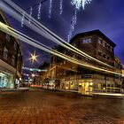 Tiverton Lights  by Rob Hawkins