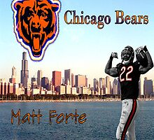 Matt Forte by kschlacks
