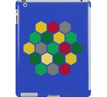 Minimalist Catan iPad Case/Skin