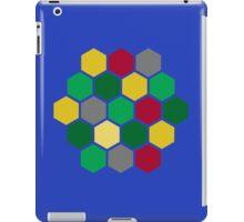 Minimalist Catan iPad Case/Skin