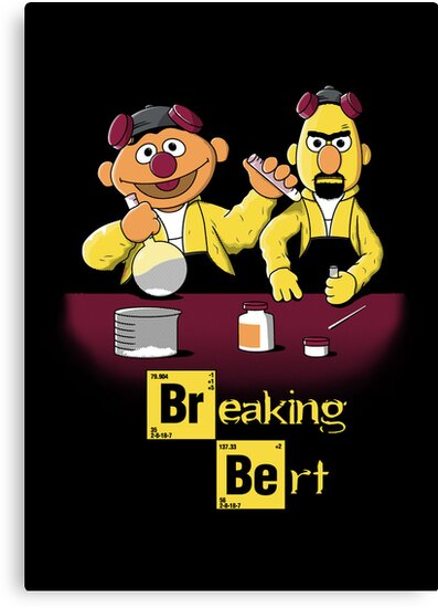 Breaking Bert by 2mzdesign