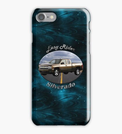 Chevy Silverado Truck Easy Rider iPhone Case/Skin