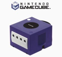 Nintendo Game Cube by kyubara