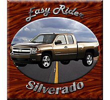 Chevy Silverado Truck Easy Rider Photographic Print