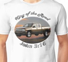 Chevy Silverado Truck King Of The Road Unisex T-Shirt