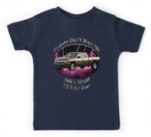 Chevy Silverado Truck Heaven Don't Want Me Kids Tee